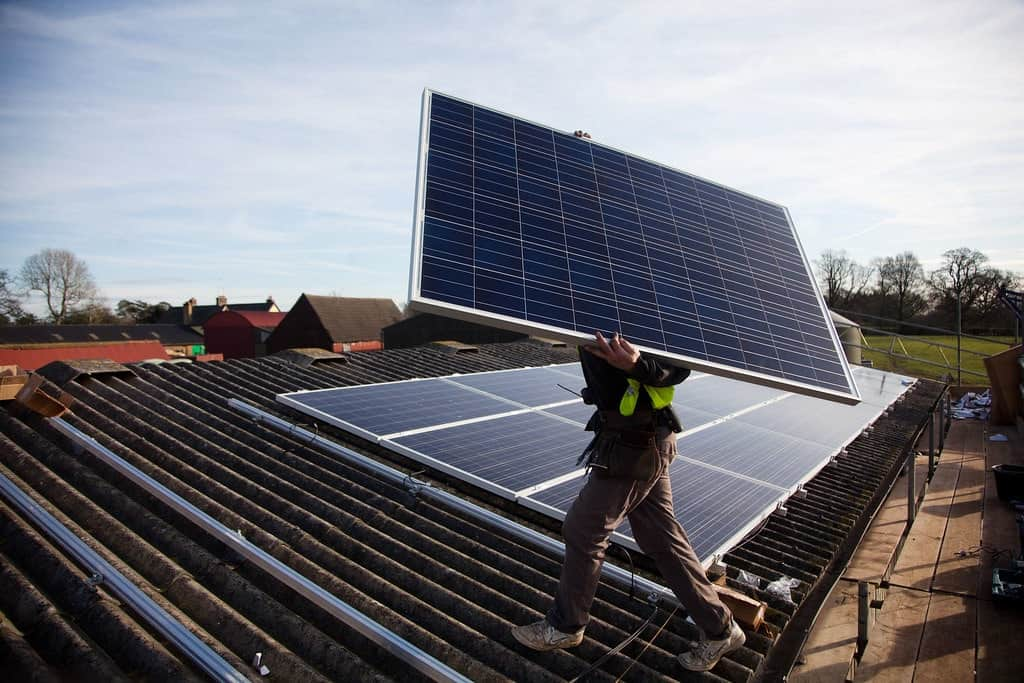 Can You Install Solar Panels on Asbestos or Cement Roof?