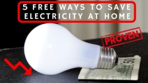 best-free-ways-to-save-electricity-at-home