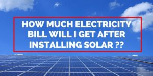 Will I Get Electricity Bill After Solar?