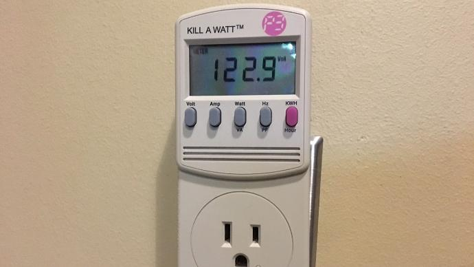 measure-power-consumption-of-refrigerator-KillAWattmeter