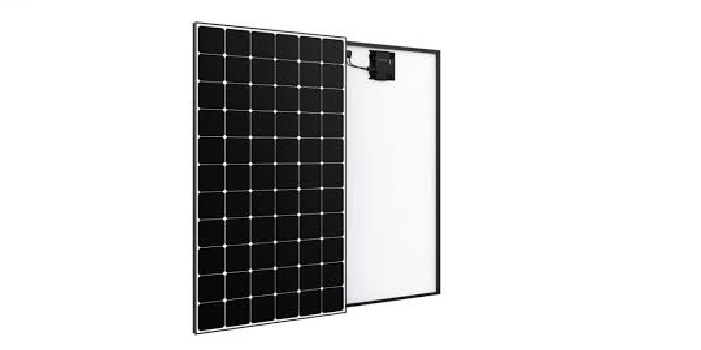 AC-solar-panel-with-microinverter-attached-to-its-back