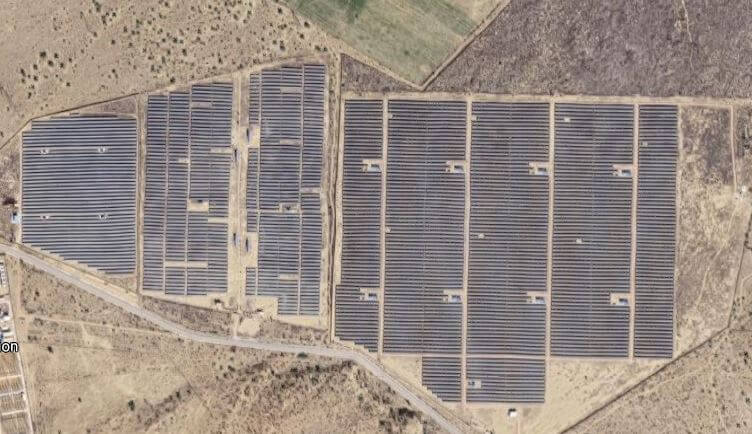 Top 10 Largest Solar Plant In India Lets Save Electricity