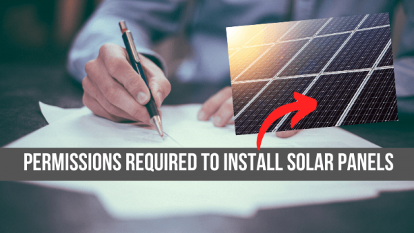 Permissions Required To Install Solar in India